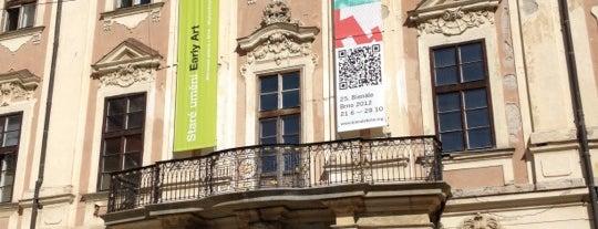 Místodržitelský palác | Moravská galerie is one of Culture.