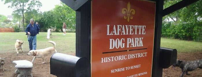 Lafayette Dog Park is one of 🐶 Dog Parks 🐶.