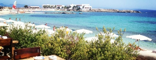 Bocasalina is one of Formentera.