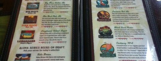Kona Brewing Co. is one of Best US Breweries--Brewery Bucket List.