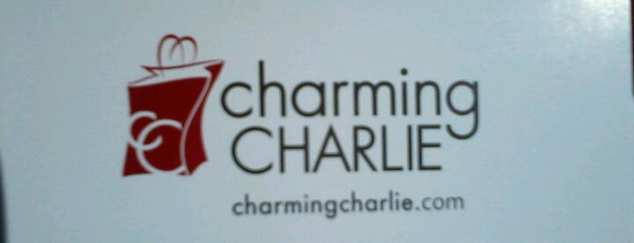 Charming Charlie is one of Stacey Worthy Places in S.A..