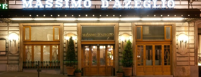 Hotel Massimo D'Azeglio is one of Hotel & posti dove ho dormito.