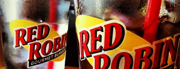 Red Robin Gourmet Burgers and Brews is one of Eateries.