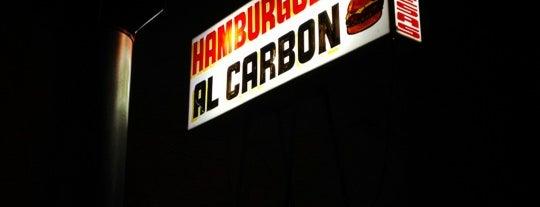 Hamburguesas al carbon (SERVISNTE) is one of Gerry : понравившиеся места.