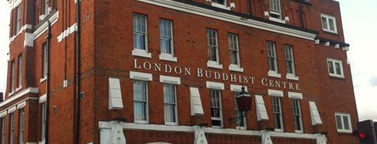 London Buddhist Centre is one of Orte, die Pania gefallen.