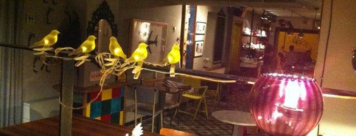 Mavra - Design Cafe Workshop is one of İstanbul'daki Salaş Mekanlar.
