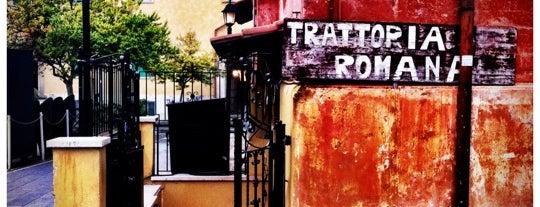 Ar Grottino Der Traslocatore is one of La Mejo Pappa in Town - Roma.
