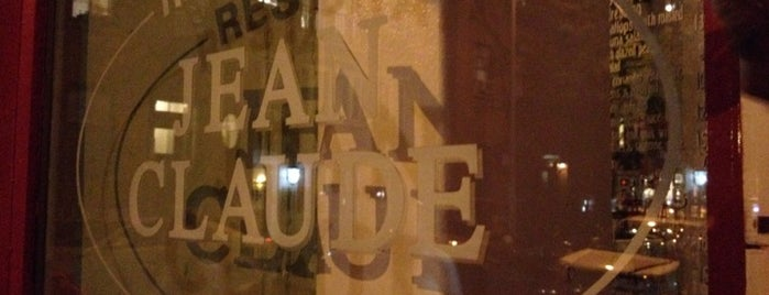Jean Claude Restaurant is one of Carlosさんの保存済みスポット.