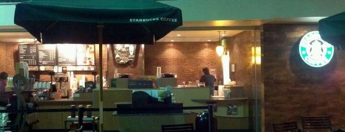 Starbucks is one of Kyusang 님이 좋아한 장소.