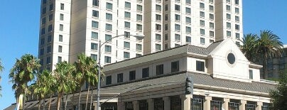 Fairmont San Jose is one of San Jose hotels.