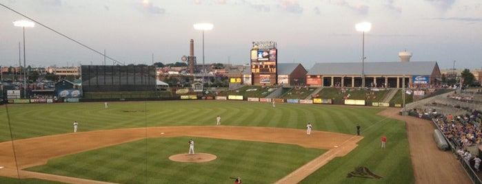 Legends Field is one of Independent League Stadiums.