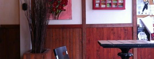 Café des Bois is one of montreal.