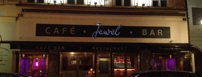 Jewel Café Bar is one of Marianna : понравившиеся места.