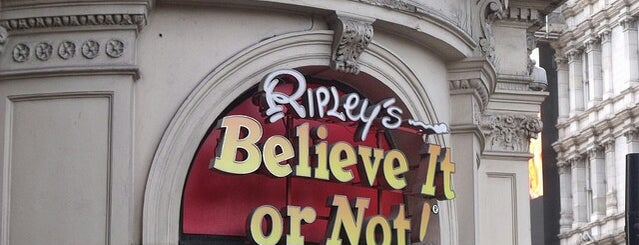 Ripley's Believe It Or Not! is one of London, For Unforgettable visit ♥️.