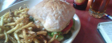 Terrapin Restaurant, Bistro & Bar is one of Bow to the Burger.