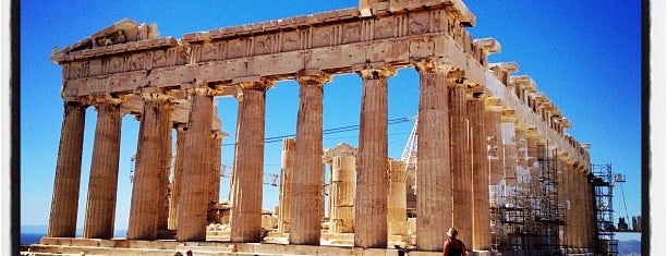 Partenon is one of Athens: Main Sights.