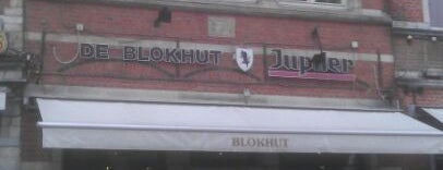 De Blokhut is one of LEUVEN · Pubs & Drinks.