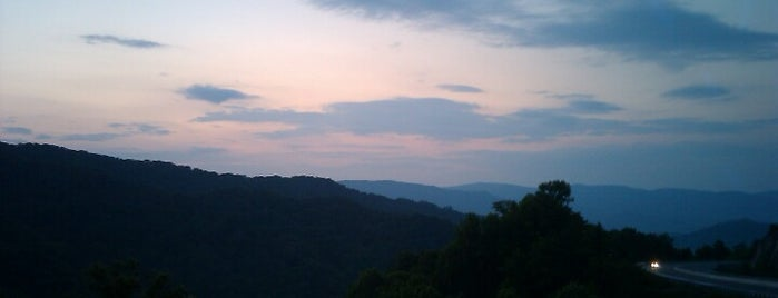 I-26 Scenic Overlook is one of Asheville.