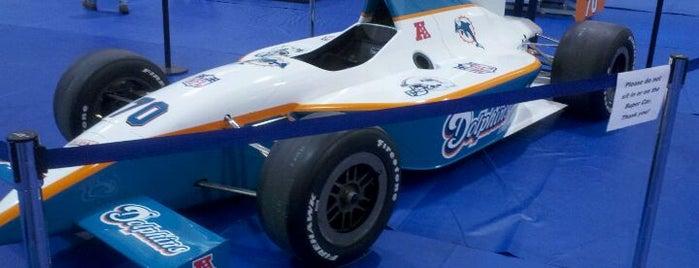 Miami Dolphins Super Car is one of Super Cars #VisitUS.