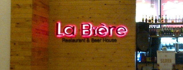 La Bière is one of Nightlife Spots @ Jakarta.