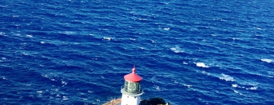 Makapu'u Lighthouse is one of Lugares favoritos de Jason.