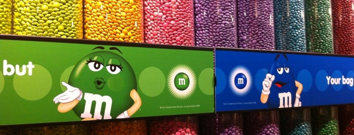 M&M's World is one of USA Trip 2013 - New York.