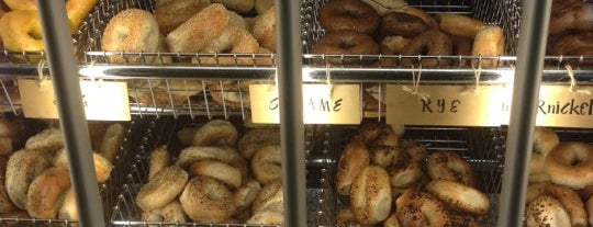 THB Bagels & Deli is one of Allison: сохраненные места.