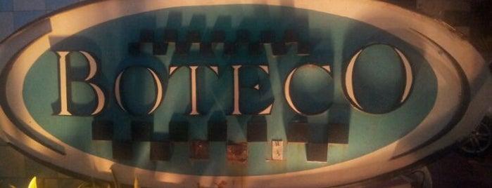 Boteco is one of Fui, gostei, voltarei e indico! By Otávio Mélo.