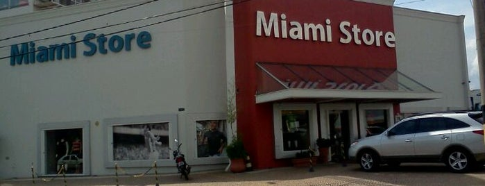 Miami Store is one of Locais curtidos por Camila.