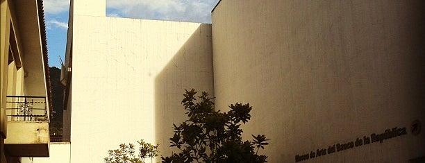Museo de Arte del Banco de la República is one of Turismo Bogotá Pass.