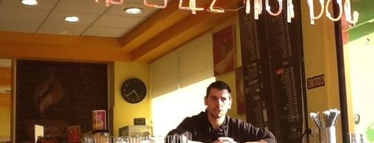 Square Coffee & Drinks is one of Locais salvos de ma.