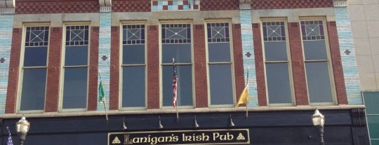 Lanigan's Irish Pub & Eatery is one of Pubs Breweries and Restaurants III.