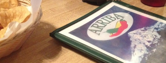Arriba is one of Cabin Hangouts.