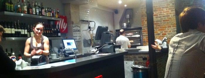 La Cerise sur la Pizza is one of Resto-Paris.