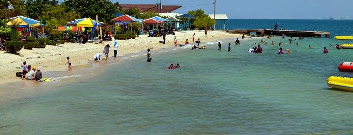 Pulau Untung Jawa is one of Wisata Pulau di Kepulauan Seribu.