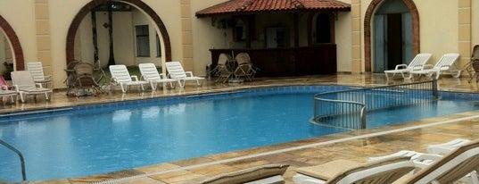 Hotel Portal Das Aguas is one of Locais salvos de Fernando.