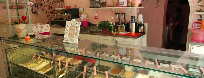 Mary Gelateria is one of Always Gourmet   PARIS !.