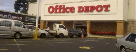 Office Depot Zona 10 is one of Rodrigo 님이 좋아한 장소.