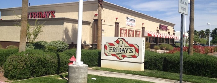 TGI Fridays is one of Chef Gemini's Liked Places.