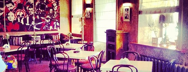 Coffee Inn is one of Natalia : понравившиеся места.