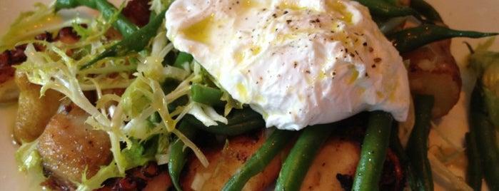 Poggio is one of SF Chronicle Top 100 Restaurants 2012.