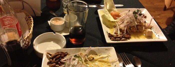 Inca Pacha Restaurante is one of ʕ •ᴥ•ʔ II.