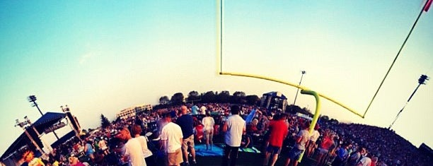Dublin Coffman Stadium is one of Dezzys Stops on DCI Tour.