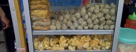 Pentol Goyang Lidah Cempaka is one of SBY Culinary Spot!.
