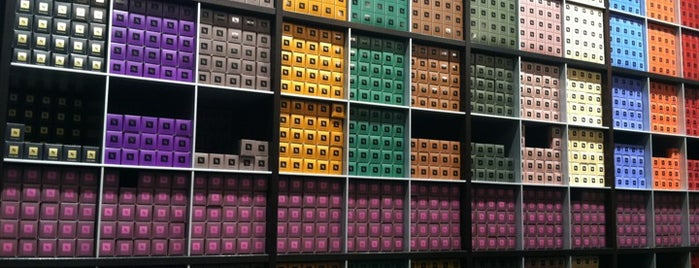 Nespresso Boutique Bar is one of New York.