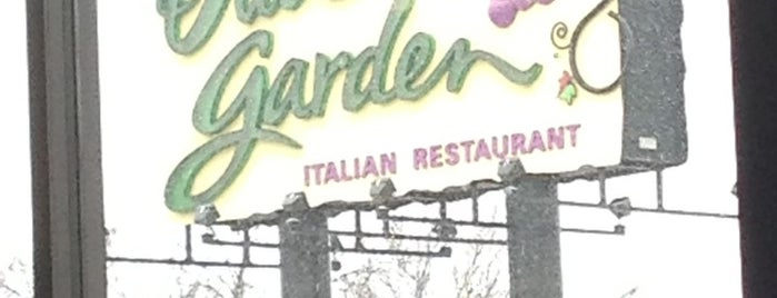 Olive Garden is one of Ice cream.