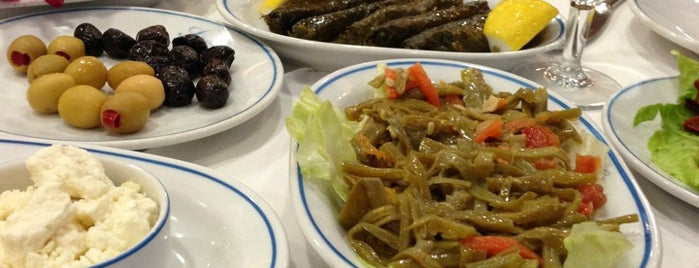 Selam Et Lokantası is one of Must Visit Food in Istanbul.