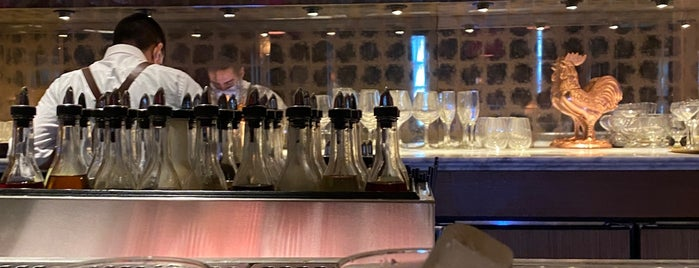 The Nomad Bar is one of Las Vegas.