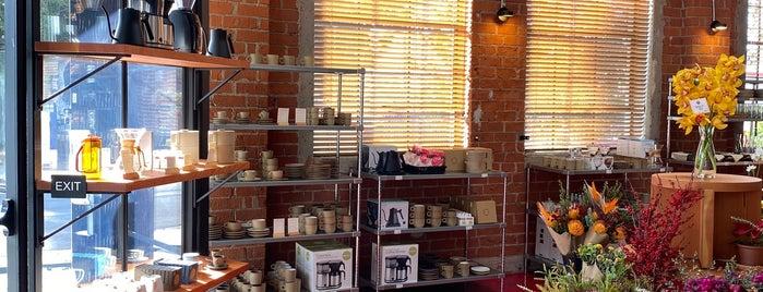 Sightglass Coffee & Roastery is one of Lieux qui ont plu à Reyner.