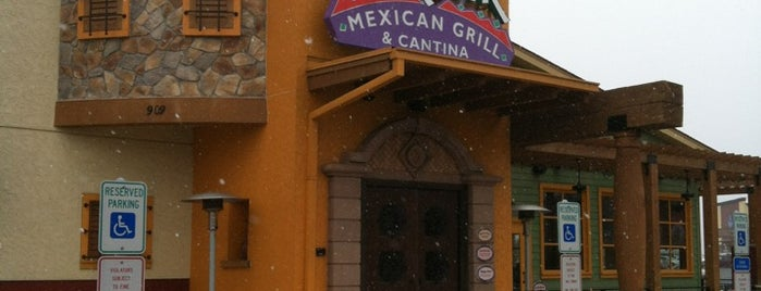 On The Border Mexican Grill & Cantina is one of Gespeicherte Orte von G.